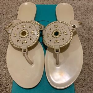Jack Rogers Shoes - Jack Rogers jelly sandals